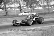 70671 - G. McRae  McLaren M10A Chev - Surfers Paradise Tasman Series 1970 - Photographer David Blanch