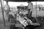 70678 - Bob Muir, Rennmax Climax - Surfers Paradise Tasman Series 1970 - Photographer David Blanch