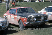 72928 - E. Herrmann & M. Mitchell, Datsun - Southern Cross Rally 1972 - Photographer David Blanch