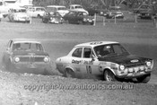 72931 - Bob Holden, Ford Escort - 1972 Dulux Rally
