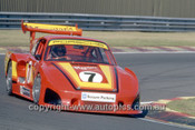 95401 - John Pollard, Porsche 935 - Sandown 1995 - Photographer Marshall Cass