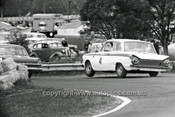 65083 - Allan Moffat Lotus Cortina - Warwick Farm 1965 - Photographer Lance Ruting