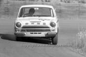 66095 - Allan Moffat Lotus Cortina - Catalina Park Katoomba 3rd November 1966 - Photographer Lance J Ruting