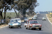 68788 - Bruce Darke & Bill Ford, Datsun 1600 & Bill Daly & Glyn Scott, Citroen DS21 - 1968 Hardie Ferodo 500 Bathurst