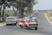 68789 - Dick Thurston & Brian Reed, Toyota Coralla & Chris Brauer & Murray Harrod, Falcon XT G T- 1968 Hardie Ferodo 500 Bathurst