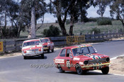 68801 - Barry Ferguson & brian Sampson, Toyota Coralla & Joe Butta & Bob Genders, Hillman Arrow - 1968 Hardie Ferodo 500 Bathurst
