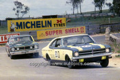 68804  - Paul Hawkins & Bill Brown, Holden GTS Monaro 327 &  Barry Seton / Fred Gibson, Falcon XT GT -  1968  Hardie Ferodo 500 Bathurst