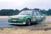84081 - Dick Johnson, Falcon XE, Symmonds Plains 1984