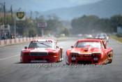 84083 - Allan Grice ,Monza & Bryan Thomson, Mercedes - Surfers Paradise 1984