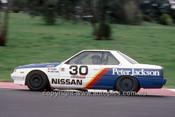 86795  - Gorge Fury / Glenn Seton  Nissan Skyline DR30 -  Bathurst 1986 - Photographer Ray Simpson