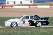 90771  -  Win Percey & Allan Grice  -  Bathurst 1990 - 1st Outright - Holden Commodore VL - Photographer Ray Simpson