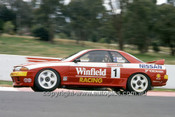 92752  -  Jim Richards & Mark Skaife  -  Tooheys 1000  Bathurst 1992 - 1st Outright - Nissan GTR