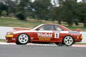 92752  -  Jim Richards & Mark Skaife  -  Tooheys 1000  Bathurst 1992 - 1st Outright - Nissan GTR