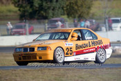 94047 - Tony Longhurst, BMW - Lakeside 1994 - Photographer Marshall Cass