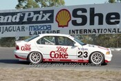 94048 - Paul Morris, BMW - Lakeside 1994 - Photographer Marshall Cass