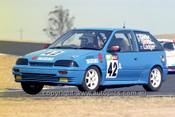 95048 - Carter / Smith / Ledger, Suzuki - 12 Hour Eastern Creek 1995 - Photographer Marshall Cass