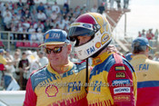 95742  -  Dick & Steve Johnson  -  Bathurst 1995 - Photographer Marshall Cass