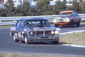 710005 - Phil Barnes & Bob Skelton Falcon XY GTHO  - Sandown 250 1971