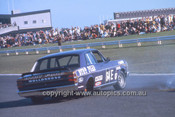 710006 - Phil Barnes & Bob Skelton Falcon XY GTHO  - Sandown 250 1971