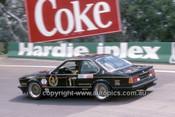 86797  - Jim Richards & Tony Longhurst, BMW 635 -  Bathurst 1986 - Photographer Ray Simpson