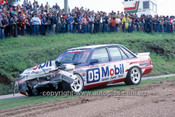86793  -  Allan Moffat, Commodore VK -  Bathurst 1986 - Photographer Ray Simpson