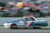 86792  -  G. Scott / T. Shiel, Nissan Skyline DR30 -  Bathurst 1986 - Photographer Ray Simpson