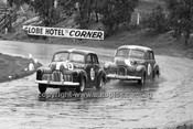 64122 - Ken Hastings & G. Courtney Folden FX - Hume Weir 20th September 1964 - Photographer Bruce Wells