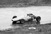 64567 - Wally Mitchell, Lotus 20 - Hume Weir 20th September 1964 - Photographer Bruce Wells