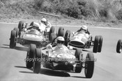 69614 - R. Hickson, Avanti Vee / T. O'Neil, Rennmax Vee / A. Cooper, Mako Vee - Bathurst 7th April 1969