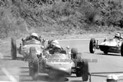 69616 - G. Mackie, Elfin Vee # 48 B. French, Rennmax Vee - Bathurst 7th April 1969