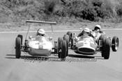 69620 - V. Hall, Rennmax Vee / A. Cooper, Mako Vee - Bathurst 7th April 1969