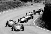 69625 - T. Quartly, Quartly Vee / J. Phillips, C.M.S. Vee / G. Mackie, Elfin Vee & T. Boom, G.T. Vee - Bathurst 7th April 1969