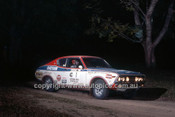77932 - Timo Makinen & Henry Liddon, Datsun 710 - 1977 Southern Cross Rally - Photographer Lance J Ruting