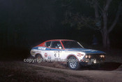 77937 - Rauno Aaltonen & Jeff Beaumont, Datsun 710 - 1977 Southern Cross Rally - Photographer Lance J Ruting
