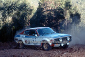 77941 - George Fury  Vic  Monty Suffern  Vic  Datsun 710 - 1977 Southern Cross Rally - Photographer Lance J Ruting