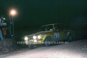 77943 - Greg Carr & Wayne Gregson, Ford Escort RS 1800 - 1977 Southern Cross Rally - Photographer Lance J Ruting