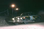 77945 - Kenjiro Shinozuka & Garry Connely, Mitsubishi Lancer - 1977 Southern Cross Rally - Photographer Lance J Ruting