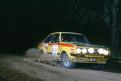 779446 - Colin Bond & John Dawson-Damer, Ford Escort RS 1800 - 1977 Southern Cross Rally - Photographer Lance J Ruting