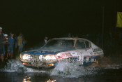 779447 - Bob Watson & Peter Godden, Datsun 710 - 1977 Southern Cross Rally - Photographer Lance J Ruting