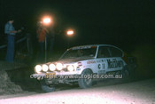 779452 - Wayne Bell & George Shepheard, PF50 Gemini - 1977 Southern Cross Rally - Photographer Lance J Ruting