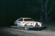 779454 - Darryl Rowney & Jean-Paul Pallandre, Datsun 180B SSS- 1977 Southern Cross Rally - Photographer Lance J Ruting