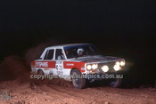 779462 - Roger Bonhomme  &  Paul Paterson, Datsun 1600 - 1977 Southern Cross Rally - Photographer Lance J Ruting