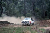 779467 - Jim Sullivan  &  Robert Wilson, Ford Escort RS 2000 - 1977 Southern Cross Rally - Photographer Lance J Ruting