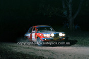 779468 - Gary Mecak  &  Chris Edwards, Mazda - 1977 Southern Cross Rally - Photographer Lance J Ruting