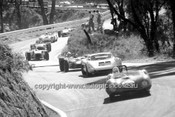 694026 - M. Bailey Lotus Climax, / G. Wood, Brolga & Robert Martin, Hustler SC1 - Bathurst 7th April 1969