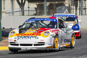 204057 - Jim Richards & Alex Davison, Porsche GT3 911  Adelaide 2004