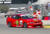 204056 - James Brock, Holden Monaro CV8  Adelaide 2004