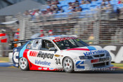 204054 - Garth Tander, Holden Commodore VY - 2004 Clipsal 500 Adelaide