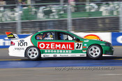 204041 - Brad Jones, Ford Falcon BA - 2004 Clipsal 500 Adelaide