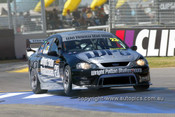 204033 - David Besnard, Ford Falcon BA - 2004 Clipsal 500 Adelaide